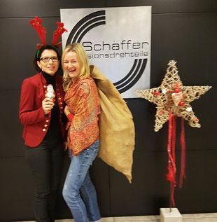 Grüße zum Nikolaustag 2017 von der Adam Schäffer GmbH.