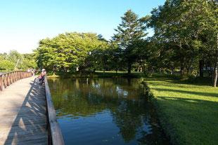 塩沢湖タリアセン