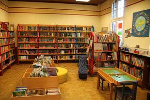 Bücherei St. Anna / St. Gabriel