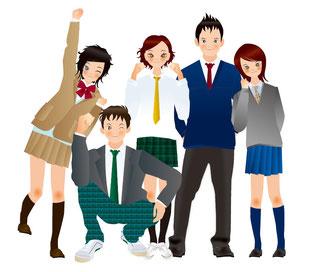高校体験入学,オープンキャンパス,高校説明会