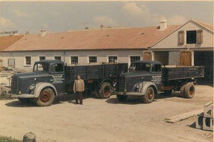 Transportbeton bequem auf die Baustelle liefern lassen oder selbst abholen im Landkreis Donau-Ries.