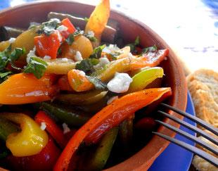 Gemüsepfanne mediterran