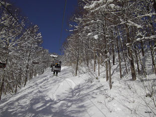 黒姫山BC