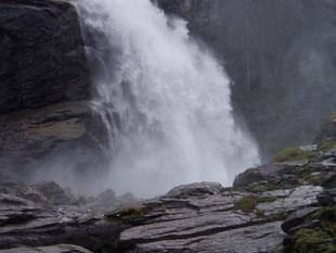 クリムルの滝
