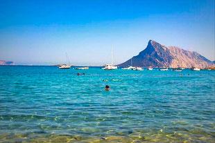 Cala Girgolu, Sardinien, Italien, Mittelmeer, Die Traumreiser