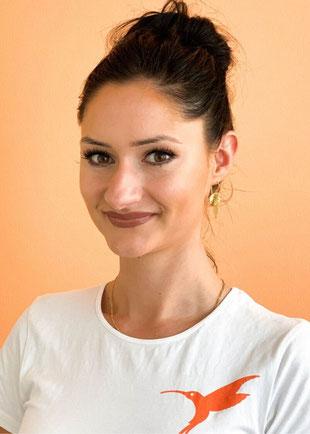 Rosaleen Morrissey  | Kosmetikerin mit eidg. Fähigkeitszeugnis (EFZ) und Institutsleitungsassistentin