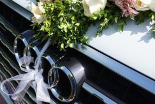 Brautauto, Hochzeitsbudget