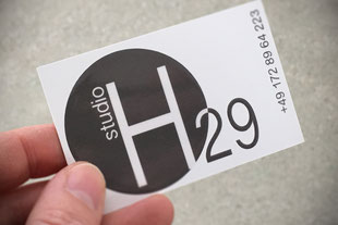 Studio H29 Mietstudio München Anfahrt