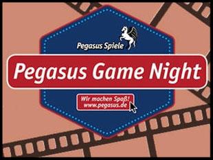 Pegasus Game Night 2018