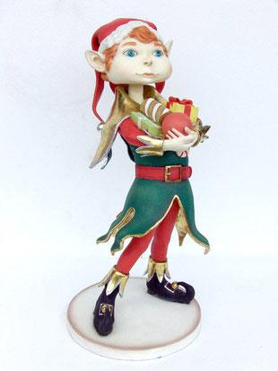 figuras de elfos