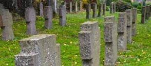Gummersbacher Grotenbach-Friedhof (Foto: Krempin)
