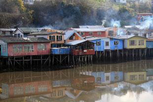 Palafitos Puerto Montt, Castro / ©javidmgz