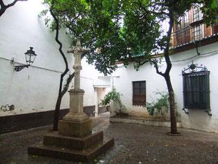 Plaza de Santa Marta. ©María Sánchez Mellado