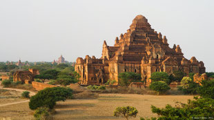 Templo de Dhammayangyi, Myannmar. CC 2.0