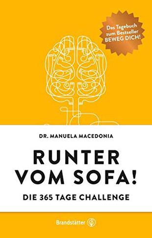 Das Buchcover zeigt eine aus Linien gezeichnetes menschliches Gehirn.