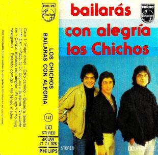 bailarás con alegría 1981