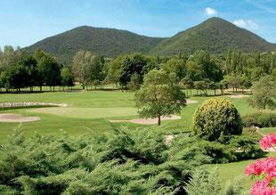 Parkland Course vor den Colli Euganei - © Golf Club Padova
