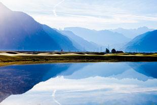 Wasser so weit das Auge reicht - © www.golfandcountry.it