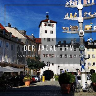 Jacklturm Traunstein