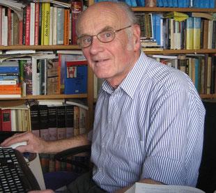 Prof. Erhard Gerstenberger // Foto: privat