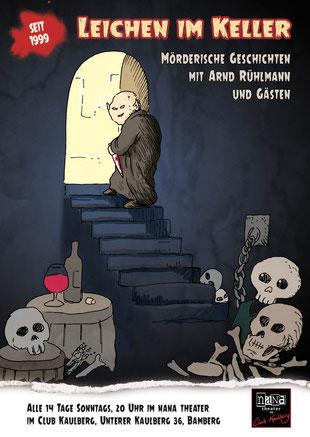 Zeichnung von Bernd Schramm