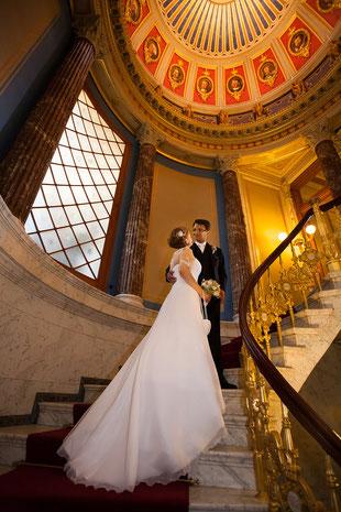 Hochzeitsfotograf Dresden, Hochzeit Schloss Albrechtsberg