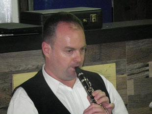 Bernd Neuberger, Klarinette