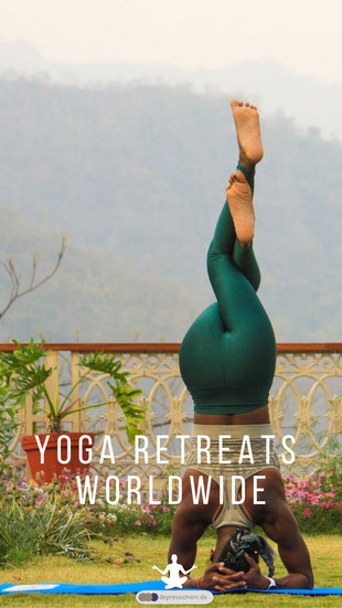 Incredible Yoga Retreats Worldwide - Photo by rishikesh yogpeeth on Unsplash
