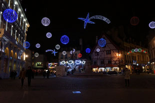 Noël à Dijon