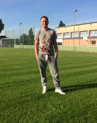 A. Siegle bereits seit 8 Jahren erfolgreich bei den Mädels als Trainer aktiv.