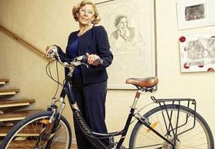Manuela Carmena, candidata de Ahora Madrid