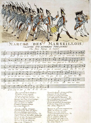 la marseillaise paroles cycle 3