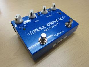 Fulltone FULLDRIVE2