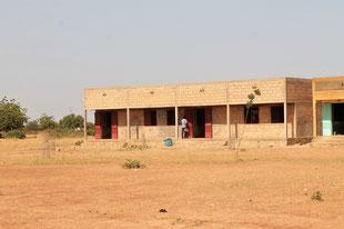 Lycée Béthléhém Piéla - Privates Lycée der Protestantischen Kirche Piéla - Neues Gebäude für zwei weitere Klassen - November 2018