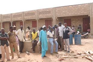 Baustelle CEG von Boutou