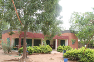 Gästehaus der ADDESP Piela