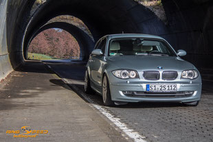 BMW 130i Nurburgring