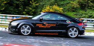 AUDI TT 3.2 quattro DSG Nurburgring