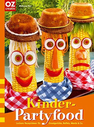 Wolfgang Ries: Kinder-Partyfood