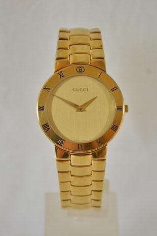 Herrenarmbanduhr Gucci 1990