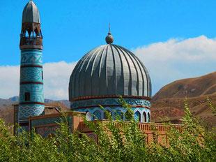 Moschee in Naryn