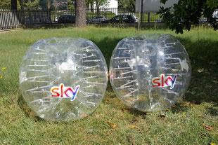 Bumber Ball Sky