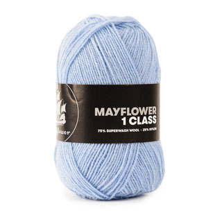 Mayflower Wolle  1 Class