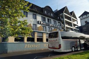 Hotel Rheinlust in Boppart