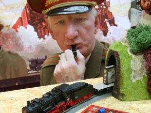 «Russian Railroads» wurde als Spiel des Jahres ausgezeichnet. Foto: Roland Weihrauch