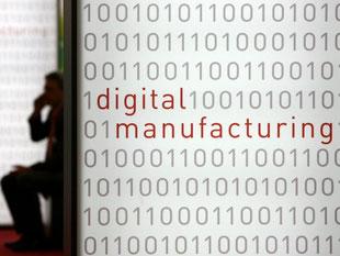 «digital manufacturing» in Baden-Württemberg. Foto: Kay Nietfeld/Archiv