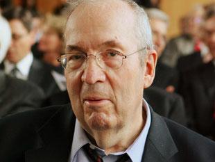 Der 2013 verstorbene Manfred Rommel. Foto: Bernd Weissbrod/Archiv