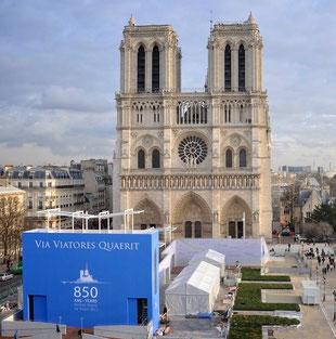 Notre-Dame de Paris 850 ans