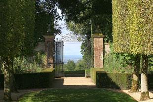 formaler Garten Hidcote Manor Gardens