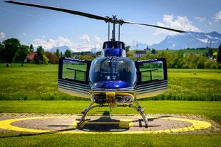 Unterschied Hubschrauber und Helikopter